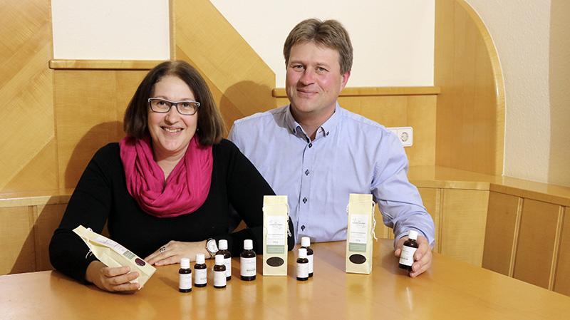 Manfred Raidl und Petra Kabicher