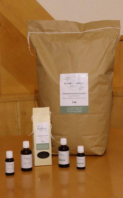 Schwarzkuemmel Produkte